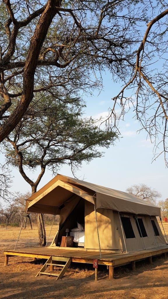 Profitez de votre terrasse privative avec vue sur le bush